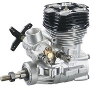 O.S. OS MAX 55HZ-R DRS HIGH PERFORMANCE HELI ENGINE WITH REGULATING PUMP EXCLUDES MUFFLER