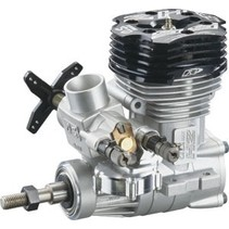 OS MAX 55HZ-R DRS HIGH PERFORMANCE HELI ENGINE WITH REGULATING PUMP EXCLUDES MUFFLER