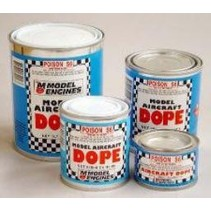 MODEL AIRCRAFT  DOPE 500ml  27% ACETONE  38% XYLENE W/V