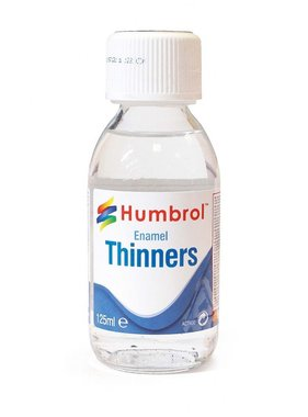 HUMBROL HUMBROL THINNERS 125ml