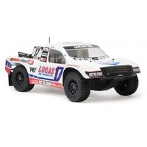 TEAM ASSOCIATED SC10 RS ( RACE SPEC ) LUCAS OIL 2.4 ghz SHORT COURSE BRUSHLESS READY TO RUN  1/10 SCALE ELECTRIC  7046