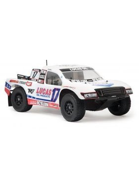 TEAM ASSOCIATED TEAM ASSOCIATED SC10 RS ( RACE SPEC ) LUCAS OIL 2.4 ghz SHORT COURSE BRUSHLESS READY TO RUN  1/10 SCALE ELECTRIC  7046