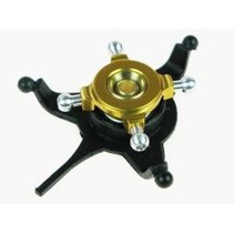 TWISTER CP GOLD SWASHPLATE  6601363