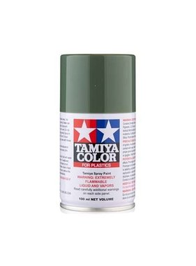 TAMIYA TS-91 DARK GREEN ( JGSDF ) SPRAY ACRYLIC