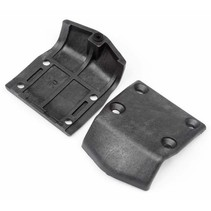 HOT BODIES SKID PLATE SET FRONT AND REAR