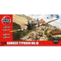 AIRFIX HAWKER TYPHOON MK.IB 1/24 A19002