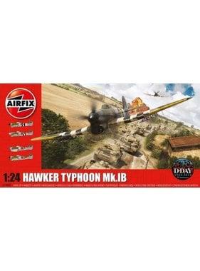 AIRFIX AIRFIX HAWKER TYPHOON MK.IB 1/24 A19002