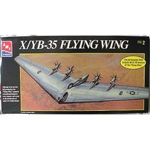 AMT X/YB 35 FLYING WING