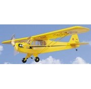 GREAT PLANES Great Planes Piper J-3 Cub 40 Kit .40-.61,76.5""