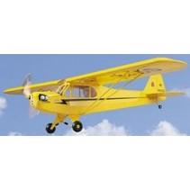 """Great Planes Piper J-3 Cub 40 Kit .40-.61,76.5"""""""