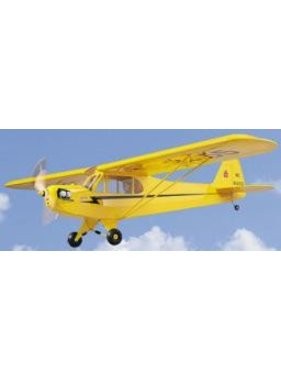 """GREAT PLANES Great Planes Piper J-3 Cub 40 Kit .40-.61,76.5"""""""