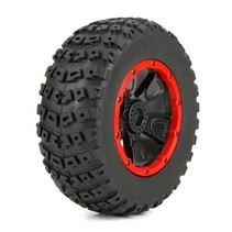 Losi Left & Right Tyre (1ea), Premounted 1:5 4WD DB XL