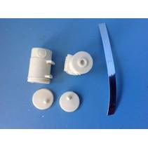 AUSLOWE CYCLOPAC 16 INCH AIR CLEANER 1/25-1/24