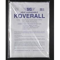 "SIG KOVERALL 48"" X 5 YDS LIGHT WEIGHT FABRIC"
