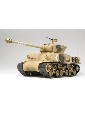 TAMIYA TAMIYA RADIO CONTROL TANK 1/16 SCALE  Super Sherman - Full Option Kit