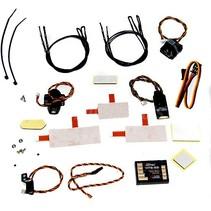 Hitec 2.4GHz Full Telemetry System Pack.