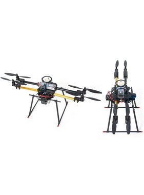 CENTURY MULTIROTOR CENTURY UAV NEO 600 V2 QUAD  ARF + Dji NAZA-M LITE GPS<br />( Camera &amp; Battery shown not included )