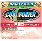 COOLPOWER COOL POWER RED SYTHETIC LOW VISCOSITY OIL 3.78lt