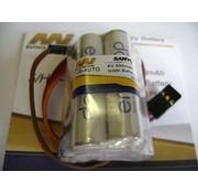 PANASONIC ENELOOP 6.0V AAA 800MAH BATTERY