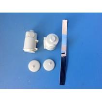 AUSLOWE CYCLOPAC 14 INCH AIR CLEANER 1/25-1/24