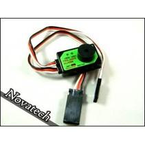 NOVATECH Fail Safe Low Battery Alarm