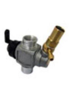 SH ENGINES SH 15 3PORT SIDE OS SHAFT ROTARY CARBY ORANGE HEAD