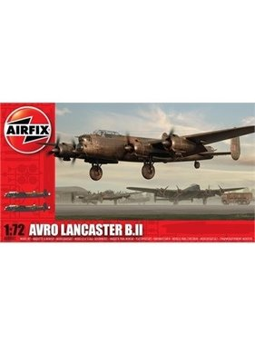 AIRFIX AIRFIX AVRO LANCASTER B.II 1/72 SCALE ( DISCONTINUED )