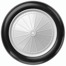 DUBRO 1/3 Vintage Wheels  (2)