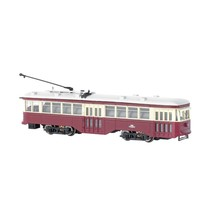 BACHMANN SPECTRUM PETER WITT STREET CAR WITH LIGHTS DCC TORONTO N SCALE