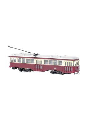 BACHMANN BACHMANN SPECTRUM PETER WITT STREET CAR WITH LIGHTS DCC TORONTO N SCALE