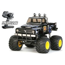 TAMIYA XB  PUMPKIN PRO BUILT BLACK EDITION 1/12 SCALE INCLUDES 2.4 G RADIO<br />