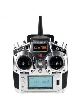 SPEKTRUM SPEKTRUM DX18 GEN 2 PRO CLASS MODE 2 WITH VOICE ALERTS
