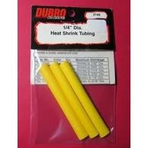 DUBRO Heat Shrink Tubing - 1/4 (3)