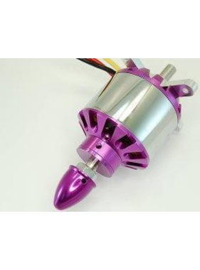 HY MODEL ACCESSORIES HY BRUSHLESS OUTRUNNER 580kv 11.1v 50a