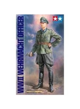 TAMIYA TAMIYA WWII WEHMACHT OFFICER 1/16TH
