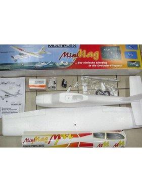 MULTIPLEX MULTIPLEX MINI MAG  ELAPOR  FOAM ELECTRIC TRAINER  400 BRUSHED MOTOR INCL W/S 1.1mt