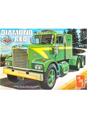 AMT AMT DIAMOND REO TRACTOR  1/25  AMT719/06