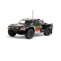 TEAM ASSOCIATED SC10 RS ( RACE SPEC ) SHORT COURSE TRUCK ROCKSTAR W/ 2.4GHZ RADIO  1/10 SCALE 2WD BRUSHLESS VERSION 7049
