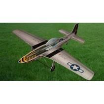 HY P-51 MUSTANG KT FLATS