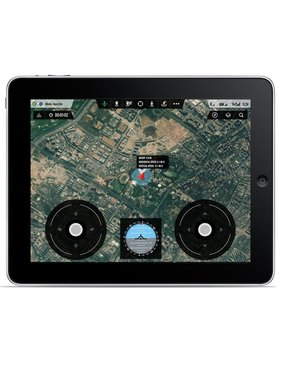 DJI DJI iPad Ground Station  DATA LINK Tx &amp; Rx + Bluetooth Module Flight Control Systems Supported<br />    A2<br />    WKM<br />    NAZA-M<br />    NAZA-M V2<br />    Phantom 2