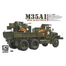 AFV NAM M35A1 GUN TRUCK