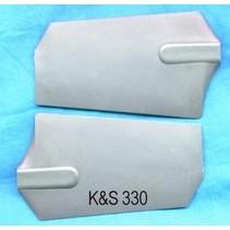 K & S PURPLE PADDLES