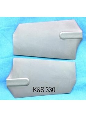 K&S K & S PURPLE PADDLES
