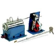WILESCO MARINE STEAM ENGINE D52