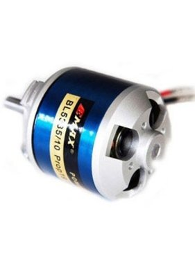 EMAX EMAX OUTRUNNER MOTOR BL5335 230KV SUITS 10S LIPO 80 AMP 20X 12 TO 22 X 10 PROP