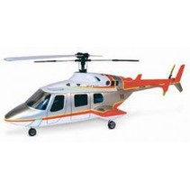 CENTURY HAWK III BELL 222 UNPAINTED WITH MECHANICS 30 SIZE SPECIAL $450.00