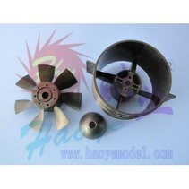 HY NEW ELECTRIC D/FAN 3.5' 89 X 92MM MTR NOT INCLUDED