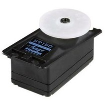 FUTABA DIGITAL SERVO L.PRO ( 1 DAMAGED MOUNTING LUG SPECIAL PRICE ) <br />