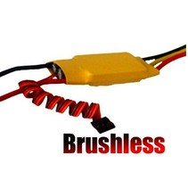 HY BRUSHLESS SPEED CONTROLLER 30AMP<br />( OLD CODE HY260203 )