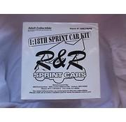 R&R SPRINT CARS R&R 1/18 SPRINT CAR DIECAST KIT